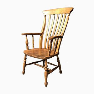 Antiker englischer Windsor Stuhl, 1900er