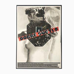 Affiche de Film The Good Light par Milan Grygar, 1986