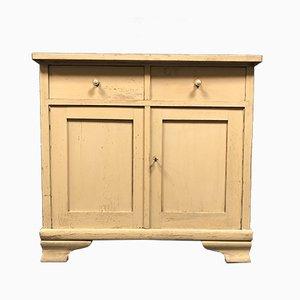 Mueble en color crema, años 50