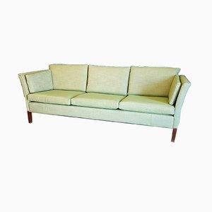 Mid-Century Danish Three Seat Sofa from Stouby Polster Møbelfabrik, 1960s