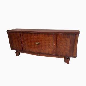 Rosewood Sideboard by Jules Leleu, 1940s