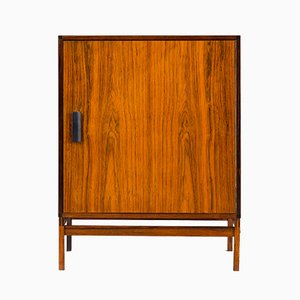 Small Mid-Century Danish Rosewood Cabinet from B&L, 1960s