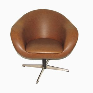 Modernist Rotating Chair, 1970s