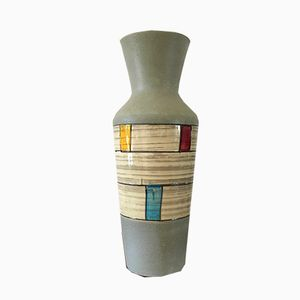 Vintage Ceramic Vase from Bay Keramik, 1960s