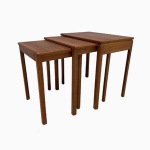 Tables Gigognes Vintage, 1960s