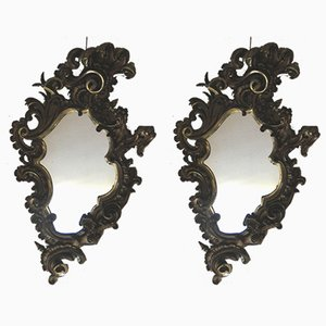 Specchi antichi in stile Luigi XV, set di 2