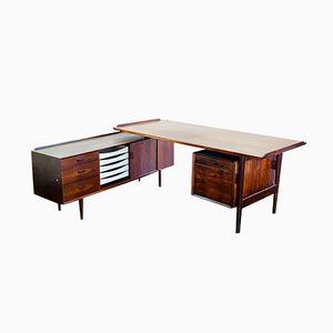 Modell 205 Schreibtisch von Arne Vodder für Sibast, 1960er