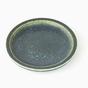 SGX Ceramic Plate by Carl-Harry Stålhane for Rörstrand, 1950s