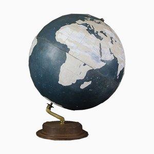 Globe Vintage en Ardoise de Philips, 1920s
