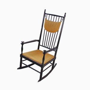 Rocking Chair Scandinave Vintage par Karl Axel Adolfsson pour Gemla, 1950s