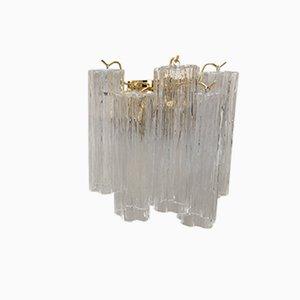 Applique da parete Tronchi in vetro di Murano di Italian light design