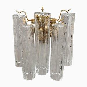 Applique da parete in vetro di Murano di Italian light design