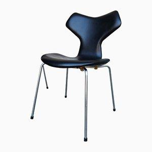 Grand Prix Stuhl von Arne Jacobsen für Fritz Hansen, 1980er