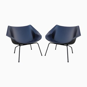 FM04 Armchairs by Cees Braakman for Pastoe, 1959, Set of 2