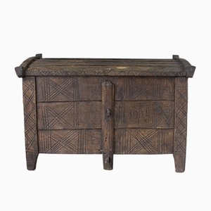 Stained Beech Flour Ark, 1920s
