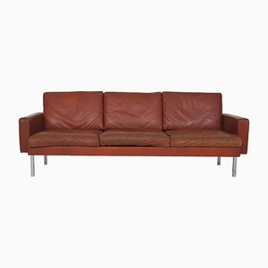 BZ54 Leather Sofa by Martin visser for 't Spectrum, 1968