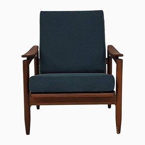 Scandinavian Modern Lounge Chair, 1950s