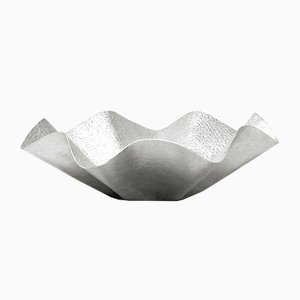 Grande Assiette Testa Pliable par Jeonguk Kim pour Kunstmal Berlin GmbH, 2018