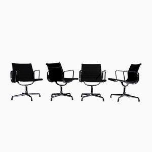 Vintage EA108 Stühle von Charles & Ray Eames für Vitra, 4er Set