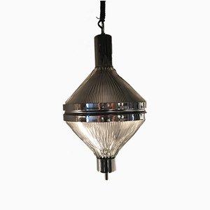 Lámpara de techo vintage de Artemide, años 60