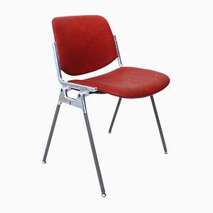 DSC 106 Chair by Giancarlo Piretti for Castelli, 1970s