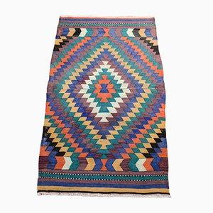 Vintage Anatolian Wool Rug, 1977