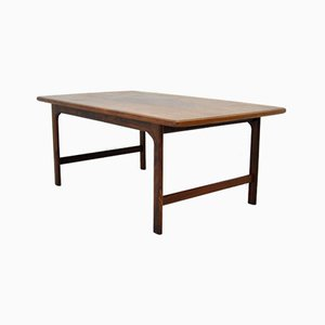 Large Vintage Rosewood Coffee Table