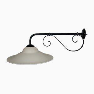 Vintage Wandlampe, 1950er