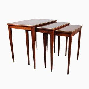 Tables Gigognes Scandinaves Vintage