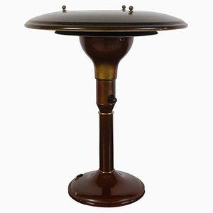 Art Deco American Modern Sight Light Table Lamp by Leroy C. Doane for Sight Light Corporation, 1936