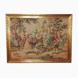 Jardin Louis XV Tapestry from Gobelins, 1960s