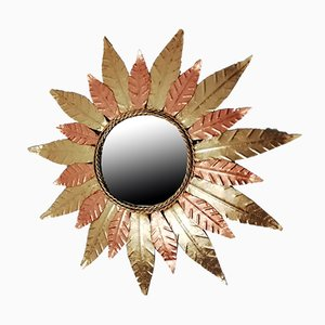 Sunburst Mirror, 1970s