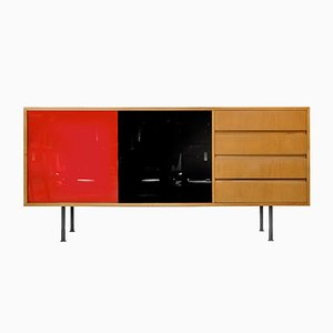 Modernist Globus Sideboard from Victoria Möbel, 1960s