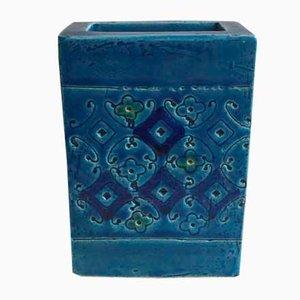 Vase von Aldo Londi für Bitossi, 1960er