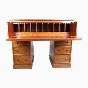 Antique Mahogany Secretaire, 1880