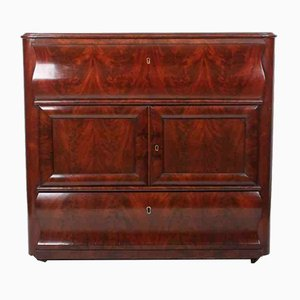Antique Biedermier Cabinet, 1860s