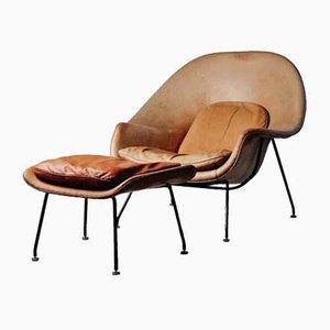 Womb Chair by Eero Saarinen for Knoll, 1956