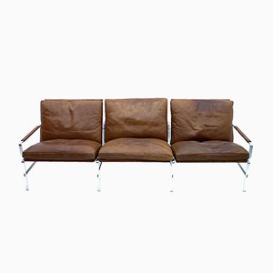 Vintage FK 6720 Three-Seater Sofa by Fabricius & Kastholm for Kill International