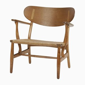 Mid-Century H-22 Chair by Hans J. Wegner, 1951