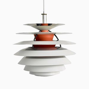 Mid-Century PH Kontrast Pendant by Poul Henningsen for Louis Poulsen