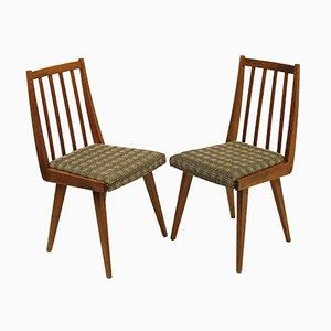 Chaises de Salon Vintage, 1960s, Set de 2