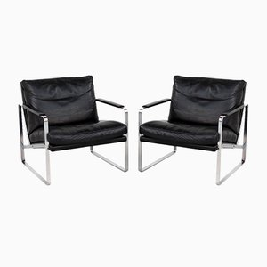 710 Easy Chairs by Preben Fabricius for Walter Knoll, 1970s, Set of 2