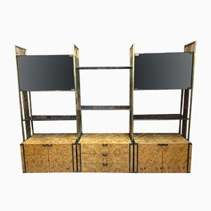 Vintage Modular Shelving Unit by Kim Moltzer