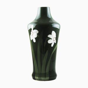 Antike Jugendstil Vase von Royal Copenhagen