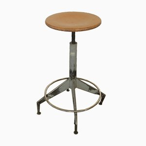 Vintage Italian Swivel Stool from ElioMec, 1970s