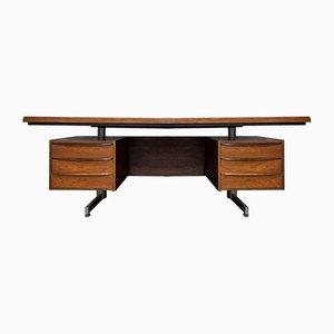 Vintage Danish Palissander Desk, 1960s