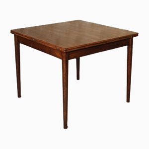 Teak Extendable Dining Table by Borge Mogensen, 1960s