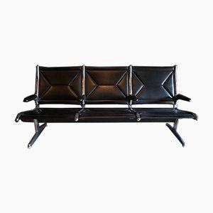 Vintage Airport Chair von Charles & Ray Eames für Herman Miller