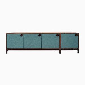 Modulares 2-teiliges italienisches Sideboard, 1960er
