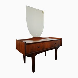 Scandinavian Palisander Dressing Table, 1960s